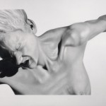 "ONSLAUGHT graphite on mylar 54"" x 108"""