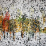 "ELLAS oil on canvas 57"" x 96"""