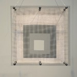 "WGBG fiberglass screen, plexiglass, hardware 12"" x 12"" x 12"""