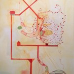 """JUBILEE 1 oil on canvas 40"""" x 30"""""""