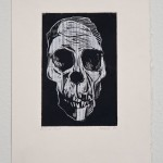 """NYSE RIP lino, chine colle 15"""" x 11"""""""